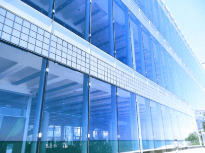 Clean Modern Business Office Windows